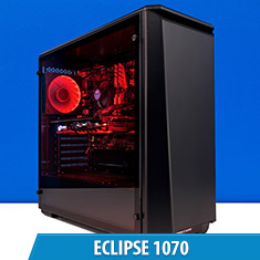 PCCG Eclipse 1070 Gaming System
