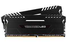 Corsair Vengeance LED CMU16GX4M2D3200C16 (2x8GB) DDR4