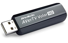 AVerMedia AverTV Volar HD Pro USB TV Tuner