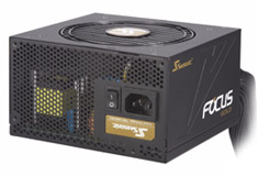 Seasonic Focus Gold 650W Power Supply