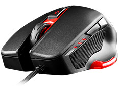 MSI Interceptor DS300 Laser Gaming Mouse