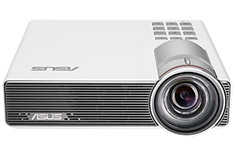 ASUS P3B Portable LED Projector with 12000mAh Battery