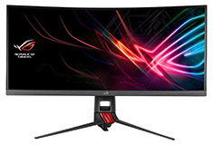 ASUS ROG Strix XG35VQ UWQHD 100Hz Curved 35in VA Gaming Monitor