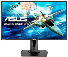 ASUS VG278Q FHD 144Hz FreeSync 27in TN Gaming Monitor
