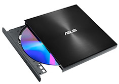 ASUS ZenDrive U9M Slim DVD Burner with Type-C Black
