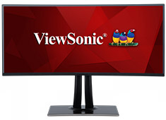 ViewSonic VP3881 UWQHD+ Curved 38in IPS Monitor