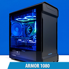 PCCG Armor 1080 Gaming System