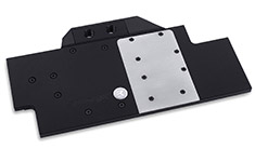 EK FC1080 GTX Ti Strix Full Cover Waterblock Acetal Nickel