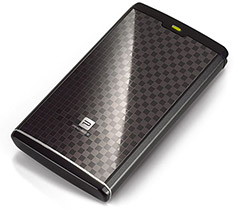 Hotway HDK-SU3 USB 3.0 2.5in HDD External Enclosure Black