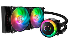 Cooler Master MasterLiquid ML240R Addressable RGB AIO Cooler
