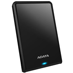 ADATA HV620S 2TB 2.5in USB 3.0 External HDD Black