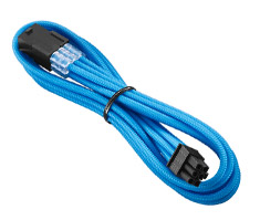 CableMod PRO ModMesh 6-pin PCI-e Extension 45cm Light Blue