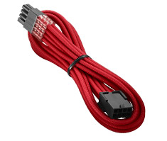 CableMod PRO ModMesh 8-pin PCI-e Extension 45cm Red