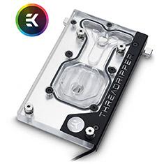 EK Gigabyte X399 Gaming RGB Monoblock - Nickel