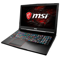 MSI GE63VR Raider 15.6in Core i7 Gaming Laptop [7RE-259AU]