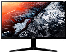 Acer KG251QF 24.5in 144Hz Gaming Monitor