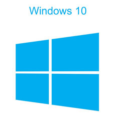 Microsoft Windows 10 Home 32bit/64bit USB Drive Creators Update