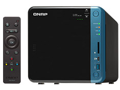 QNAP TS-453B-8G 4 Bay NAS with 8GB RAM