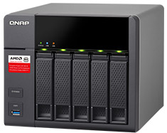 QNAP TS-563-2G 5 Bay NAS with 2GB RAM