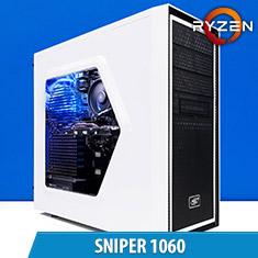 PCCG Sniper 1060 Gaming System