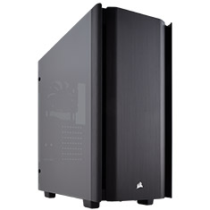Corsair Obsidian 500D Mid-Tower Case with TG Window