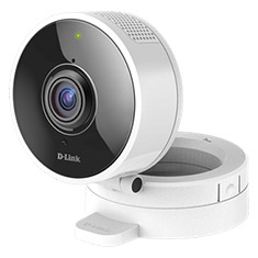D-Link DCS-8100LH 180 Degree HD Indoor Wi-Fi IP Camera