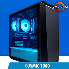 PCCG Cosmic 1060 Gaming System