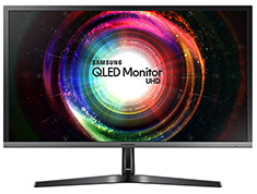 Samsung H750 28in UHD Professional Monitor