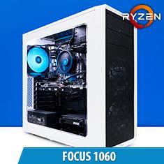 PCCG Focus 1060 Gaming System