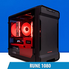 PCCG Rune 1080 Gaming System