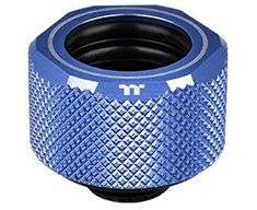 Thermaltake Pacific C-PRO PETG 16mm Fitting Blue