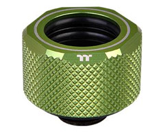 Thermaltake Pacific C-PRO PETG 16mm Fitting Green