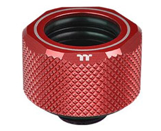 Thermaltake Pacific C-PRO PETG 16mm Fitting Red