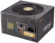 Seasonic Focus Plus Gold 550W Power Supply