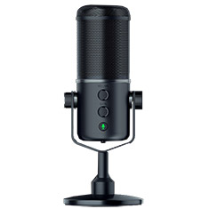 Razer Seiren Elite Professional Grade Dynamic Streaming Mic