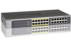 Netgear ProSAFE Plus 24 Port Switch with PoE