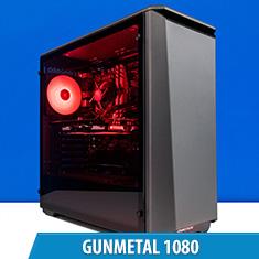 PCCG Gunmetal 1080 Gaming System