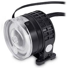 EK Waterblocks EK-XTOP Revo D5 RGB PWM - Plexi