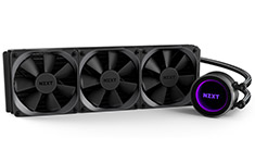 NZXT Kraken X72 360mm AIO Liquid CPU Cooler
