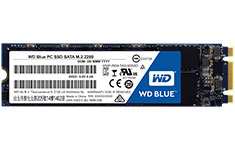 Western Digital Blue M.2 SATA SSD 500GB