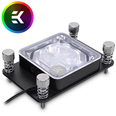 EK Supremacy EVO RGB Water Block for AMD Nickel
