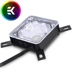 EK Supremacy EVO RGB Water Block for Intel Nickel