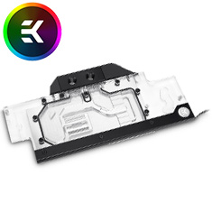 EK Waterblocks EK-FC Nvidia GTX FE RGB Nickel GPU Waterblock