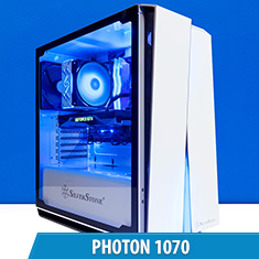 PCCG Photon 1070 Gaming System