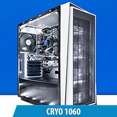 PCCG Cryo 1060 Gaming System