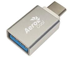 Aerocool Slimline USB-C to USB 3.0 Adapter