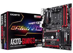 Gigabyte AX370 Gaming 3 Motherboard