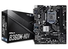 ASRock B360M HDV Motherboard