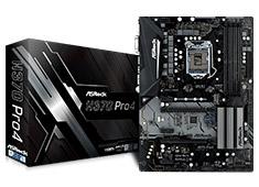 ASRock H370 Pro4 Motherboard