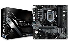 ASRock H370M-Pro4 Motherboard